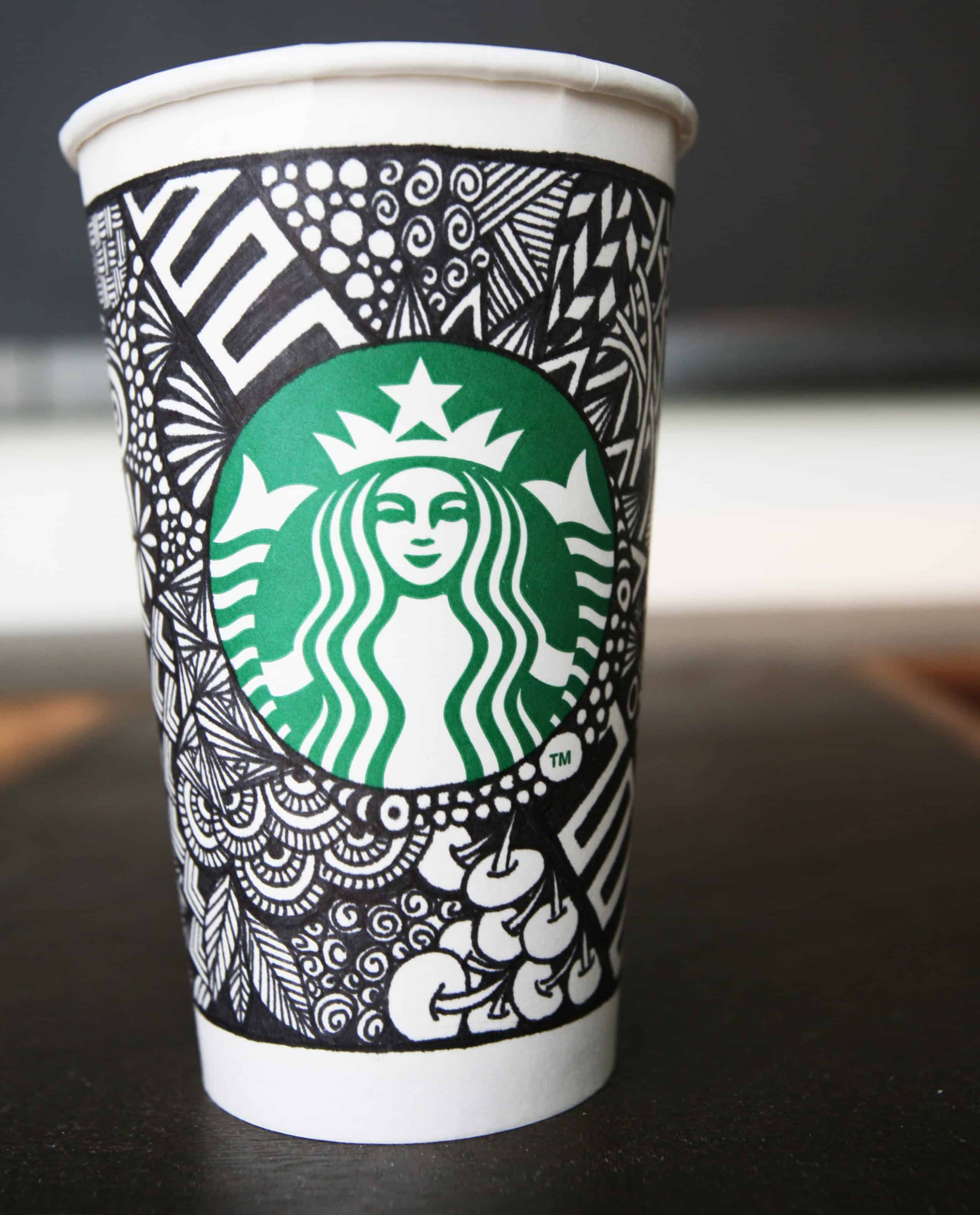 user generated contest by starbucks